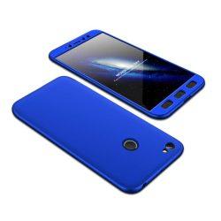 GKK 360 Protection telefon tok telefontok Első és hátsó az egész testet fedő Xiaomi redmi NOTE 5A Prime kék