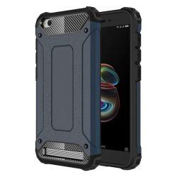 Hibrid Armor telefon tok telefontok Ütésálló Robusztus telefon tok Xiaomi redmi 5A kék