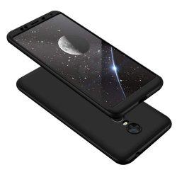 GKK 360 Protection telefon tok telefontok Első és hátsó az egész testet fedő Xiaomi redmi 5 Plus / redmi 5 NOTE (egyszeri kamera) fekete