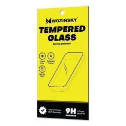 Wozinsky edzett üveg 9H képernyővédő fólia Samsung Galaxy A6 2018 A600 (csomagolás - boríték) kijelzőfólia üvegfólia tempered glass