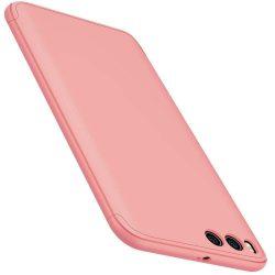 GKK 360 Protection telefon tok telefontok Első és hátsó az egész testet fedő Xiaomi Mi 6 rózsaszín