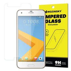 Wozinsky edzett üveg 9H képernyővédő fólia HTC One A9s (csomagolás - boríték) kijelzőfólia üvegfólia tempered glass