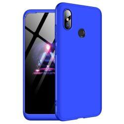 GKK 360 Protection telefon tok hátlap tok Első és hátsó tok telefon tok hátlap az egész testet fedő Xiaomi Mi 8 kék