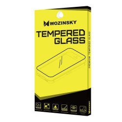 Wozinsky edzett üveg 9H képernyővédő fólia Xiaomi redmi 5 NOTE (dual kamera) / redmi NOTE 5 Pro kijelzőfólia üvegfólia tempered glass