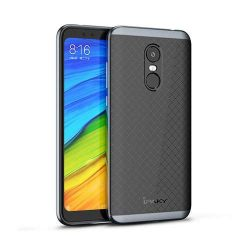 iPaky darázs Neo Hybrid telefon tok PC Keret Xiaomi redmi 5 Plus / redmi 5 NOTE (egyszeri kamera), szürke
