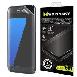 Wozinsky 3D képernyővédő fólia Film Teljes Coveraged Samsung Galaxy S6 Edge G925 kijelzőfólia