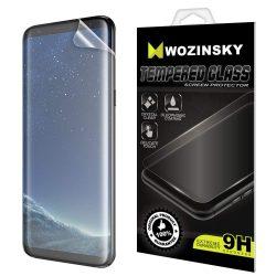 Wozinsky 3D képernyővédő fólia Film Teljes Coveraged Samsung Galaxy S9 Plus G965 kijelzőfólia