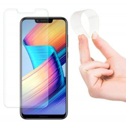 Wozinsky Nano Flexi Glass hibrid kijelzőfólia képernyőfólia edzett üveg Huawei Honor Play kijelzőfólia üvegfólia tempered glass