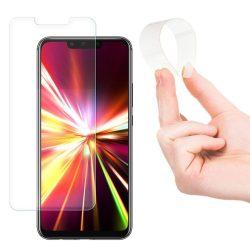 Wozinsky Nano Flexi Glass hibrid kijelzőfólia képernyőfólia edzett üveg Huawei Mate 20 Lite kijelzőfólia üvegfólia tempered glass