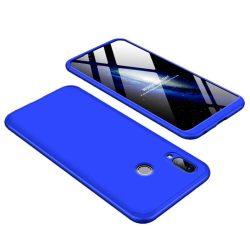 GKK 360 Protection telefon tok hátlap tok Első és hátsó tok telefon tok hátlap az egész testet fedő Huawei Honor Play kék