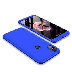 GKK 360 Protection telefon tok telefontok (hátlap) Első és hátsó az egész testet fedő Xiaomi Mi A2 / Mi 6X kék