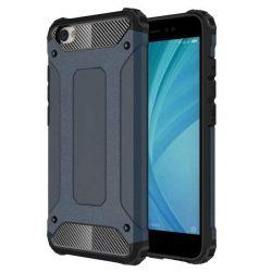 Hibrid Armor telefon tok telefontok (hátlap) tok Ütésálló Robusztus hátlap tok telefon tok Xiaomi redmi NOTE 5A kék