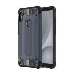 Hibrid Armor telefon tok telefontok (hátlap) tok Ütésálló Robusztus hátlap tok telefon tok Xiaomi Mi A2 / Mi 6X kék
