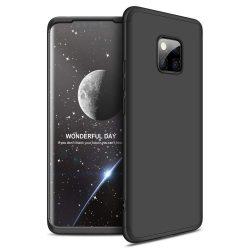 GKK 360 Protection telefon tok telefontok Első és hátsó az egész testet fedő Huawei Mate 20 Pro fekete