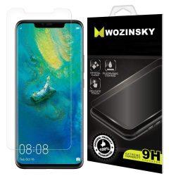 Wozinsky 3D képernyővédő fólia Film Teljes Coveraged Huawei Mate 20 Pro kijelzőfólia