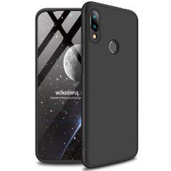 GKK 360 Protection telefon tok hátlap tok Első és hátsó tok telefon tok hátlap az egész testet fedő Xiaomi redmi 7 NOTE fekete