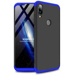 GKK 360 Protection telefon tok telefontok Első és hátsó az egész testet fedő Xiaomi Mi Játssz fekete-kék