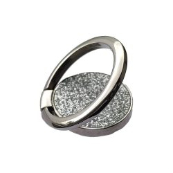 Ring állvány Glitter Holder for Smartphone ezüst
