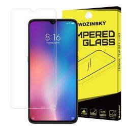 Wozinsky edzett üveg 9H képernyővédő fólia Xiaomi Mi 9 kijelzőfólia üvegfólia tempered glass
