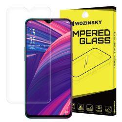 Wozinsky edzett üveg 9H képernyővédő fólia Oppo RX17 Pro kijelzőfólia üvegfólia tempered glass