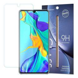 Edzett üveg 9H Képernyővédő fólia Huawei P30 (csomagolás - boríték)