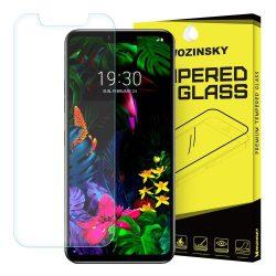 Wozinsky edzett üveg 9H képernyővédő fólia LG G8 ThinQ kijelzőfólia üvegfólia tempered glass
