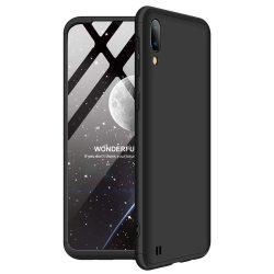 GKK 360 Protection telefon tok telefontok Első és hátsó az egész testet fedő Samsung Galaxy M10 fekete