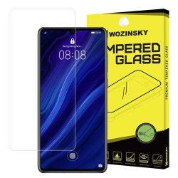 Wozinsky 3D képernyővédő fólia Film Teljes Coveraged Huawei P30 kijelzőfólia