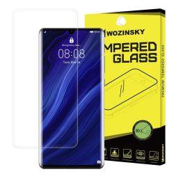 Wozinsky 3D képernyővédő fólia Film Teljes Coveraged Huawei P30 Pro kijelzőfólia