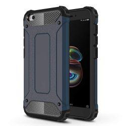 Hibrid Armor telefon tok hátlap tok Ütésálló Robusztus hátlap tok telefon tok Xiaomi redmi Go kék
