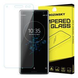 Wozinsky edzett üveg 9H képernyővédő fólia Sony Xperia XZ3 kijelzőfólia üvegfólia tempered glass