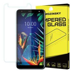 Wozinsky edzett üveg 9H képernyővédő fólia LG X420 K40 kijelzőfólia üvegfólia tempered glass