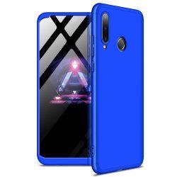 GKK 360 Protection Case Első és hátsó tok az egész testet fedő Huawei P30 Lite blue tok telefon tok hátlap