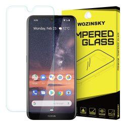 Wozinsky edzett üveg 9H Screen Protector for Nokia 3.2 kijelzőfólia üvegfólia tempered glass