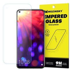 Wozinsky edzett üveg 9H Képernyővédő fólia Honor 20 Pro / Becsület 20 (csomagolás - boríték) kijelzőfólia üvegfólia tempered glass