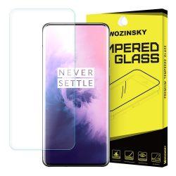 Wozinsky edzett üveg 9H képernyővédő fólia OnePlus 7 Pro kijelzőfólia üvegfólia tempered glass