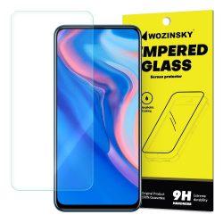 Wozinsky edzett üveg 9H Képernyővédő fólia Huawei P Smart Z (csomagolás - boríték) kijelzőfólia üvegfólia tempered glass