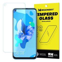 Wozinsky 9H edzett üveg képernyővédő fólia Huawei P20 2019 Lite / Huawei Nova 5i (csomagolás - boríték)kijelzőfólia üvegfólia tempered glass