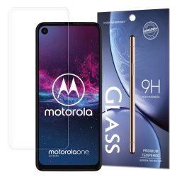 9H edzett üveg képernyővédő fólia Motorola One akció / Motorola One Vision (csomagolás - boríték)kijelzőfólia üvegfólia tempered glass
