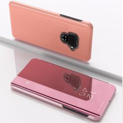 Clear View tok Huawei Mate Pink Lite 30 tok telefon tok hátlap
