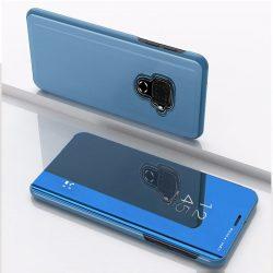 Clear View tok Huawei Mate Lite kék 30 tok telefon tok hátlap