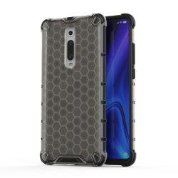 Honeycomb Case páncél fedél TPU Bumper Xiaomi Mi 9T / 9T Xiaomi Mi Pro fekete telefon tok telefontok