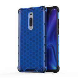 Honeycomb Case páncél fedél TPU Bumper Xiaomi Mi 9T / 9T Xiaomi Mi Pro kék telefon tok telefontok