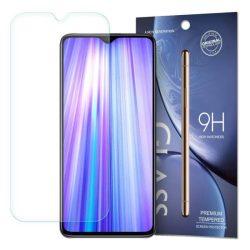 edzett üveg tempered glass tempered glass tempered glass 9H képernyővédő fólia Xiaomi redmi Note 8 Pro (csomagolás - boríték)