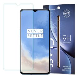 9H edzett üveg képernyővédő fólia OnePlus 7T (csomagolás - boríték)kijelzőfólia üvegfólia tempered glass