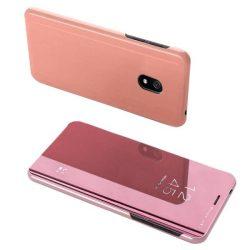 Clear View tok Xiaomi redmi 8A rózsaszín telefontok hátlap tok