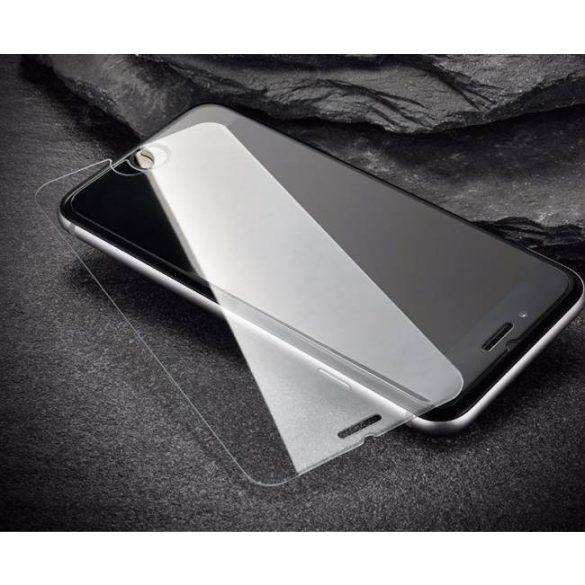 Wozinsky edzett üveg tempered glass tempered glass tempered glass FullGlue Super Tough képernyővédő fólia teljes képernyős kerettel tok barátságos Xiaomi redmi 8 fekete telefontok tok