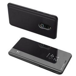 Clear View tok Xiaomi redmi 8 fekete telefontok tok