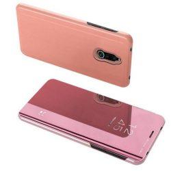Clear View tok Xiaomi redmi 8 rózsaszín telefontok hátlap tok