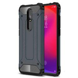 Hibrid Armor tok Kemény telefontok Xiaomi redmi 8A kék telefontok hátlap tok